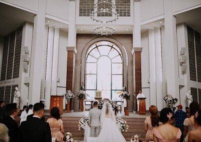 Antonius & Jessica | Gereja St. Gabriel, Bandung