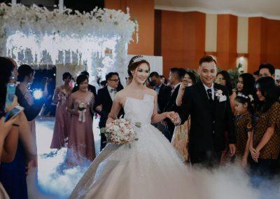 Antonius & Jessica | Gedung Istana Muara, Bandung